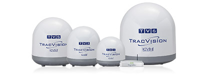 TracVision TV-series