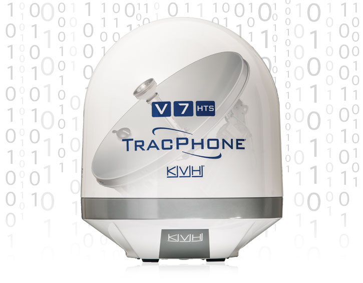 TracPhone V7-HTS Airtime Plan