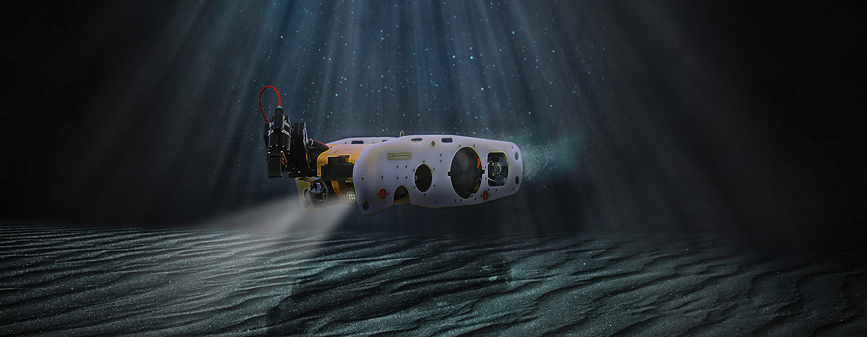 Sea Wasp autonomous underwater vehicle