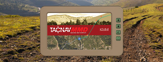 TACNAV Moving Map Display (MMD)