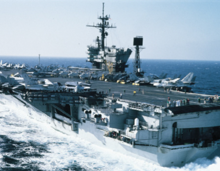 MV103 Compass Commercial and Military aircraft carrier