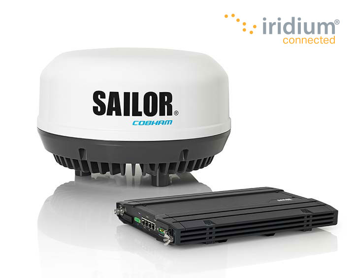 Sailor 4300 VSAT