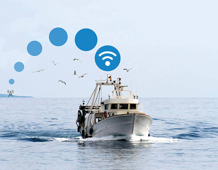 LTE-1 Commercial Marine