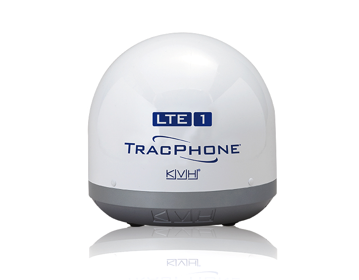 TracPhone LTE-1 dome