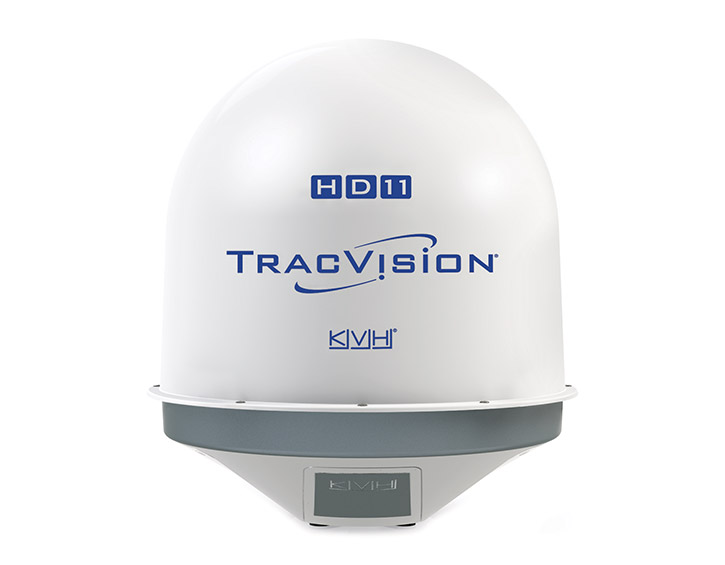 Satellite TV HD11 dome
