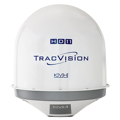 TracVision HD11 Satellite Television