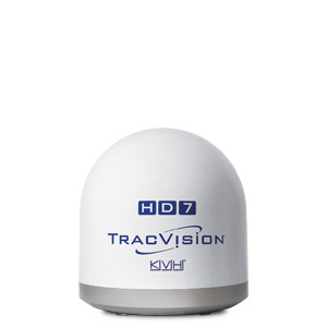 TracVision HD7 Satellite Television