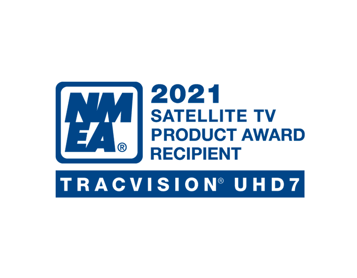 NMEA 2020 Satellite TV Product Award Recipient UHD7