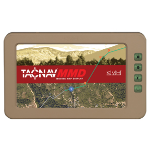 TACNAV MMD screen