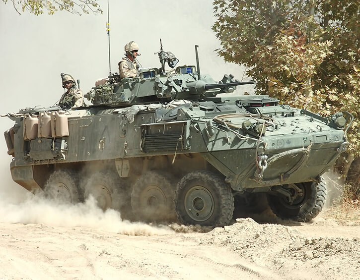 TACNAV TLS with tank