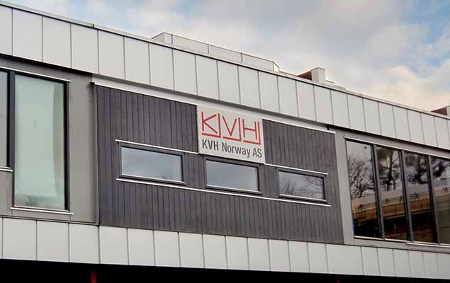 KVH Industries Norway AS, Regional Office, Norway