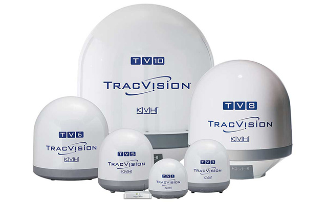TracVision TV Series